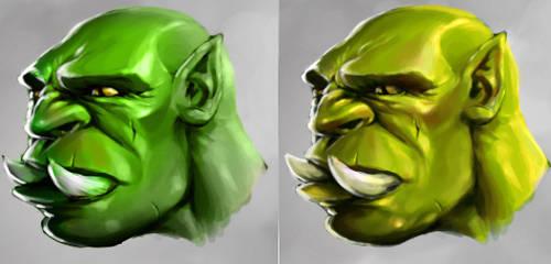 Orc Face5 Copy
