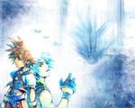 Riku And Sora