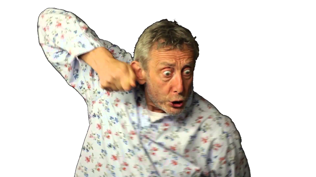 Stuff It In Your Butt Michael Rosen Png By