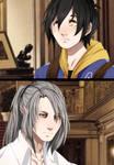 el yoshi y el enano pueh xdxd