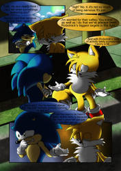 Sonic Legends: A hero's humble beginnings page #2 by TheMagyar