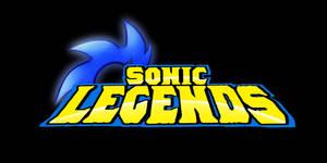 Sonic Legends logo...?