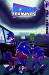 Sonic Terminus issue 1 cover by TheMagyar