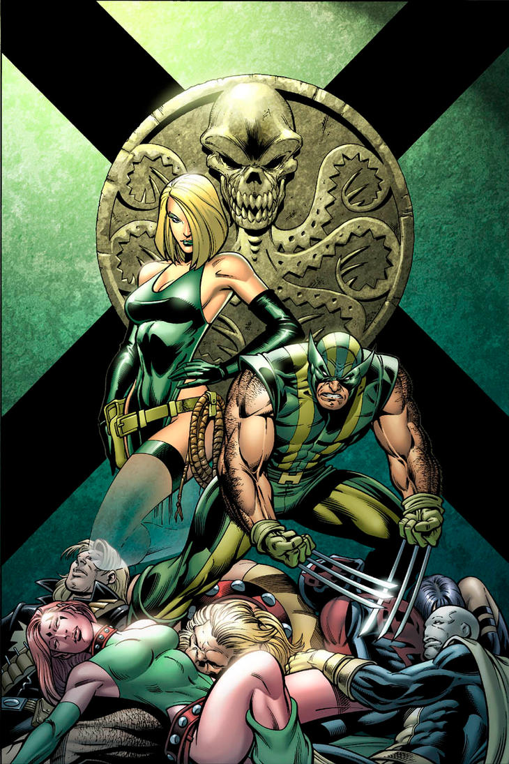 Exiles by artguy72
