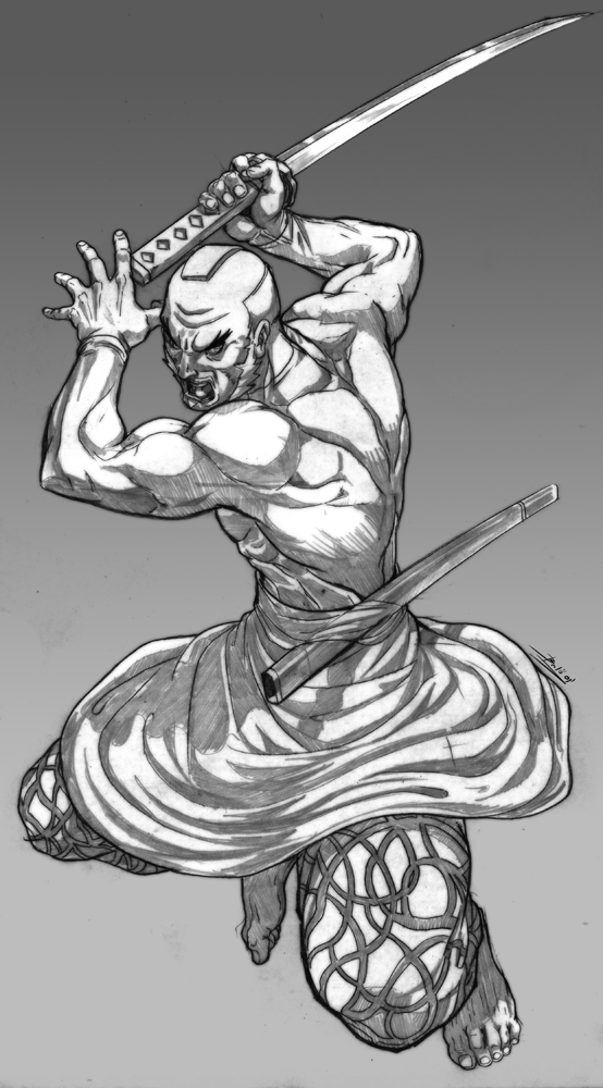 Force Character Design From Life Drawing Pdf Free : Kin jade action pose by brolo on deviantart