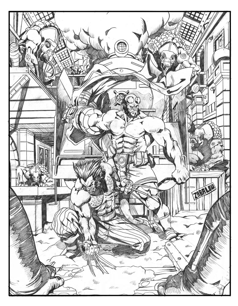 Part 14 / 9 - Page 2 Wolverine__Hellboy_by_Brolo