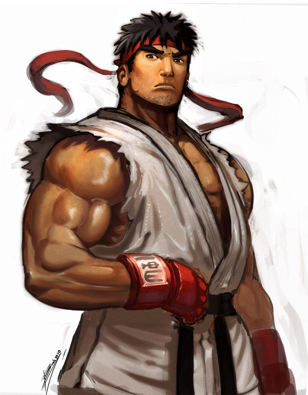 Ryu s upgrade by Brolo