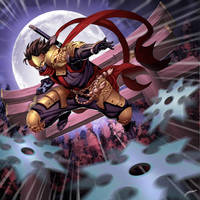 UFS Ninja by Brolo
