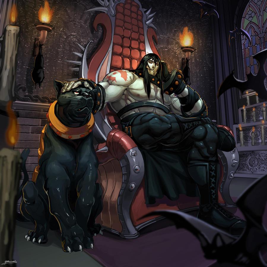 Galeria de Arte: Ficção & Fantasia 1 - Página 5 Goth_guy_2_by_brolo-d476b85