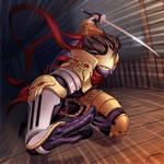 UFS Ninja attack