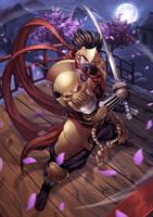 UFS ninja 2 by Brolo