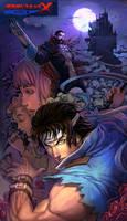 Akumajou Dracula X by Brolo