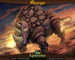 Moonga - Three-Horned Rhino