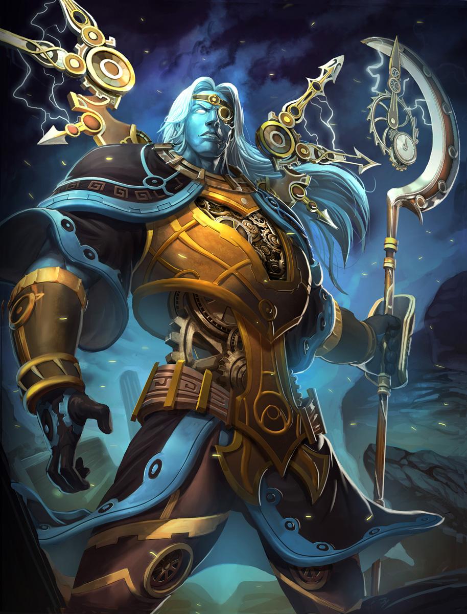 Osiris Smite