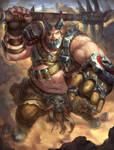 Smite  Warlord Kumbhakarna
