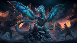 Kukulkan Ice Dragon - Smite