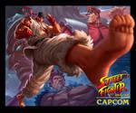 Street Fighter Jam