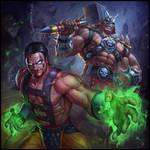 MK BOSS Box cover art