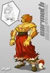 Garmonth desig Character