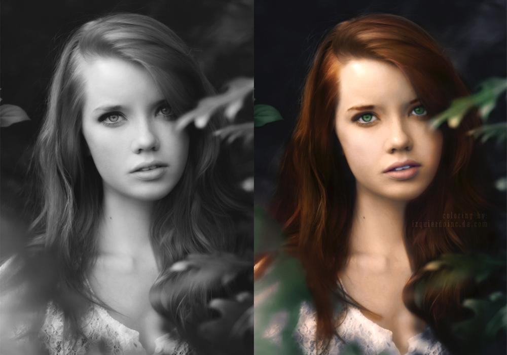 Colorization #01 by xPEGASVS