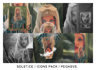 Solstice / Icons Pack by xPEGASVS
