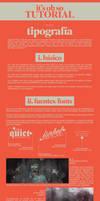 Tipografia (Texto) / Tutorial / IOST
