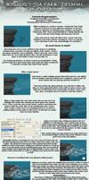 SeaFoam Tutorial for Photoshop