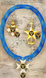 order of saint Joachim Original regalia by TheBeatDandy