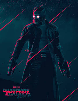 Guardians of the Galaxy Vol.2 Starlord