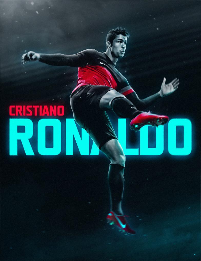 Cristiano Ronaldo by ehnony