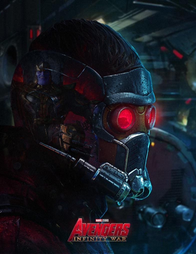 Infinity War by ehnony
