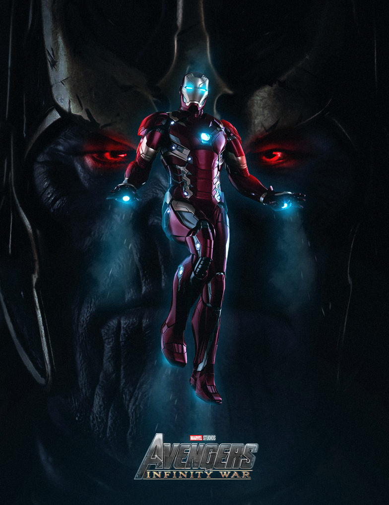 Avengers Infinity War by ehnony