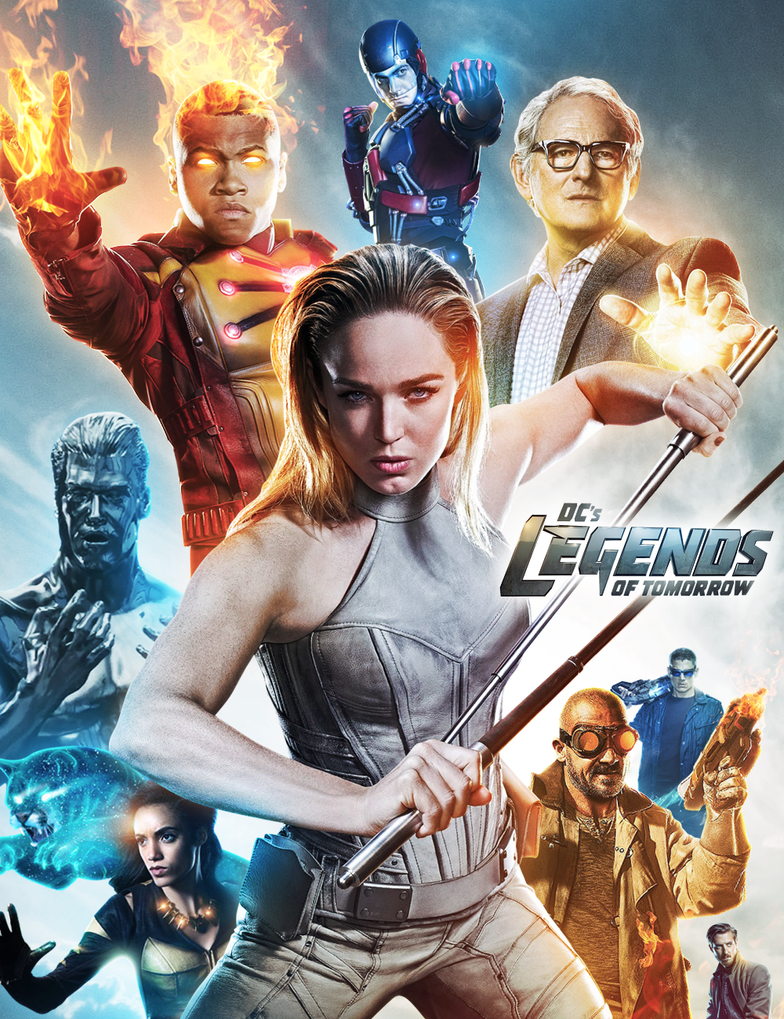 Legends of Tomorrow by ehnony