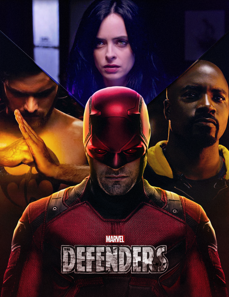 The Defenders by ehnony