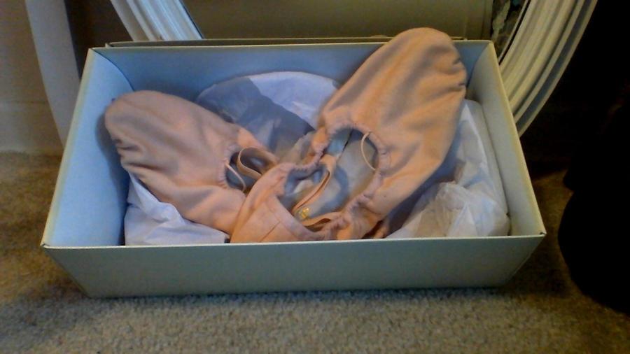 My ballet Shoes by LadyTamrind on deviantART