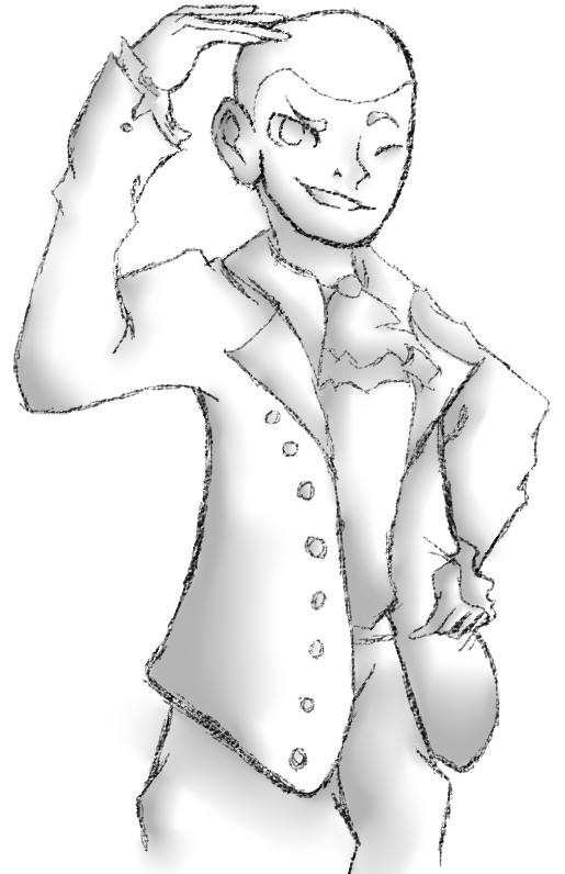 Welcome Senator, Aaron Burr! by KrampusChild