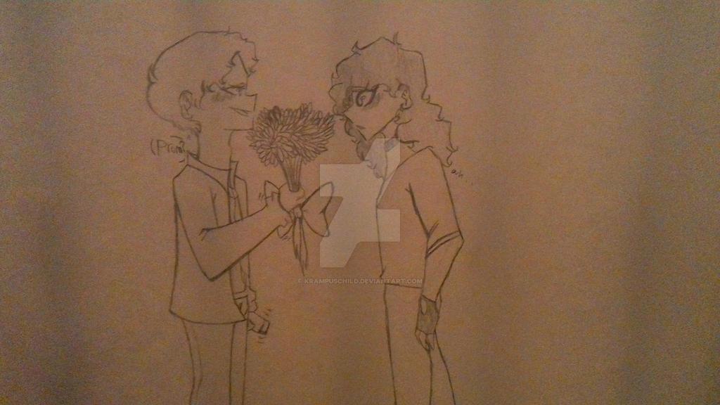 Prom? by KrampusChild