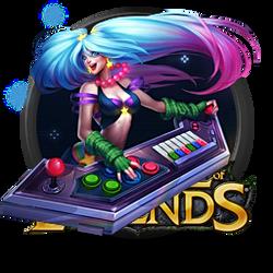 Arcade Sona by fazie69