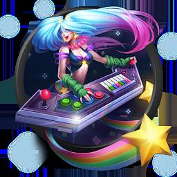 Arcade Sona 02 by fazie69