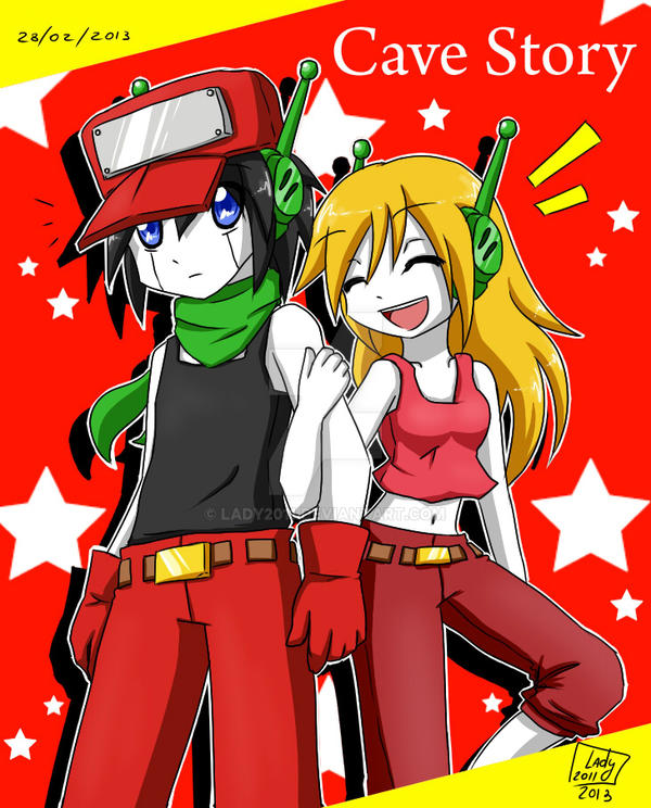 Cave story quote and curlybrace by lady2011 on deviantart cave story quote and curlybrace by lady2011 voltagebd Gallery