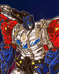Super Ginrai + God bomber by MIROSLAV-BLASTER