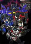 Transformers: Metal war (ver.2) by MIROSLAV-BLASTER