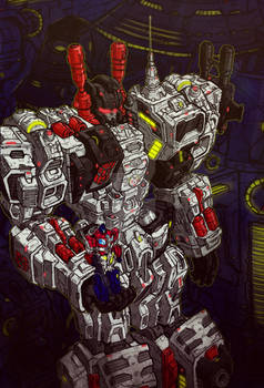 Metroplex and Prime (color)