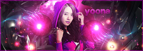 SNSD Yoona Signature by tozic