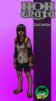 Lucinda by WolfMagnum