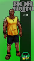 Zeke by WolfMagnum