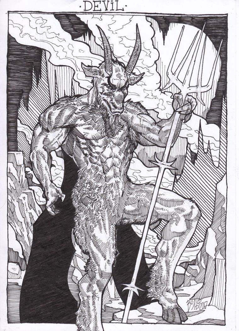 Devil by WolfMagnum