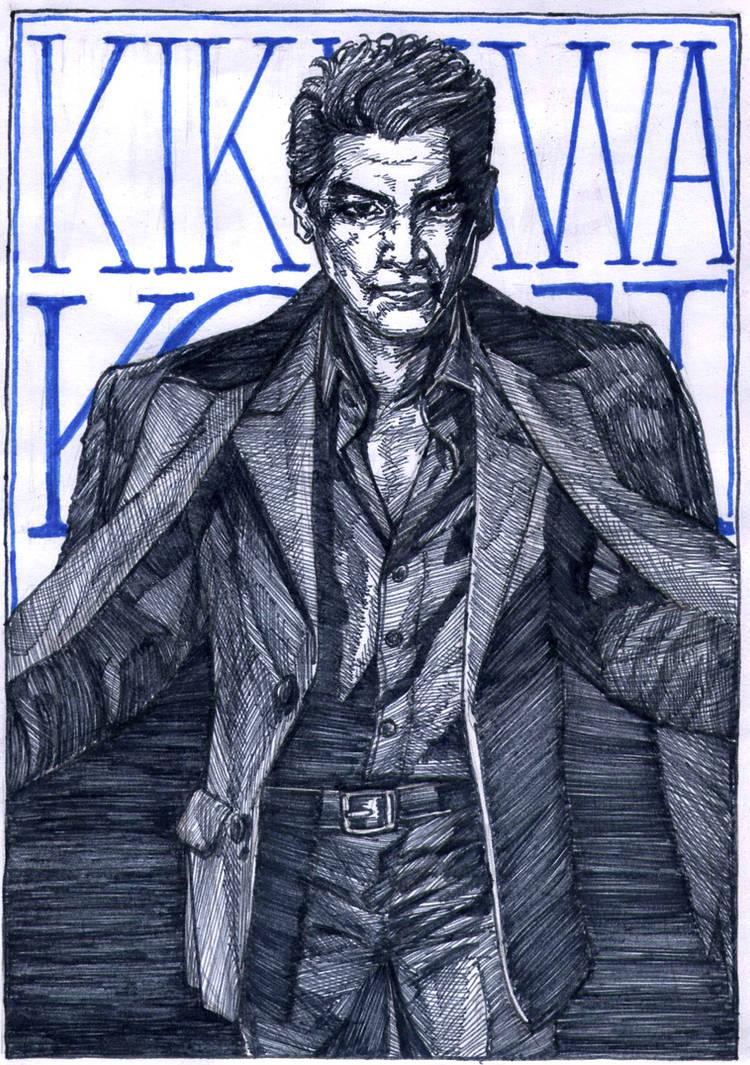 Koji Kikkawa by WolfMagnum