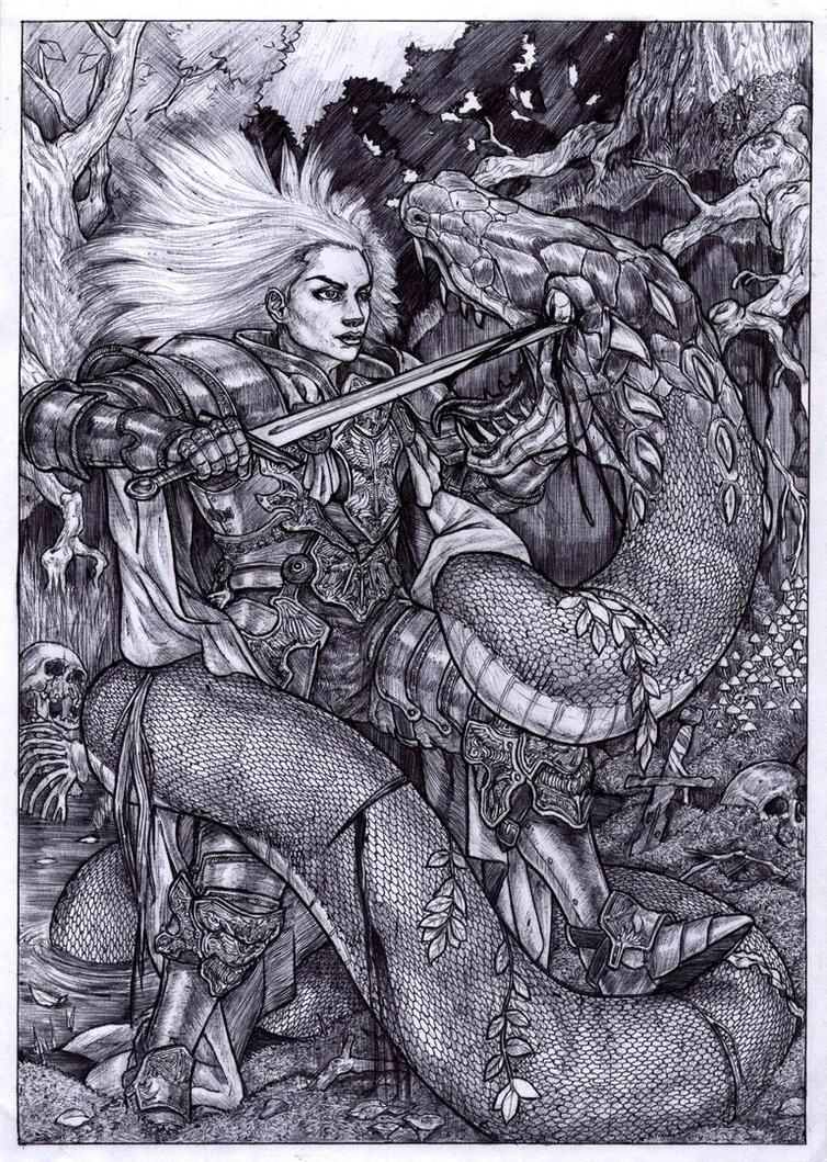 Adelard by WolfMagnum