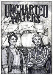 Uncharted Waters II:New Horizons-Otto and Matthew by WolfMagnum